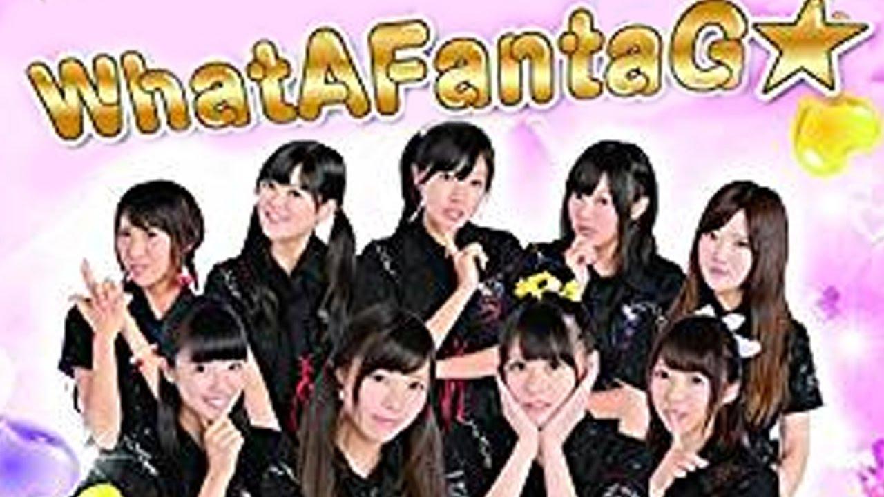 "MilkShake(ミルクセーキ)""What A FantaG☆"" PV 【公式】 Full"
