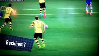 mkhitaryan vs beckham (fifa 2015 new)