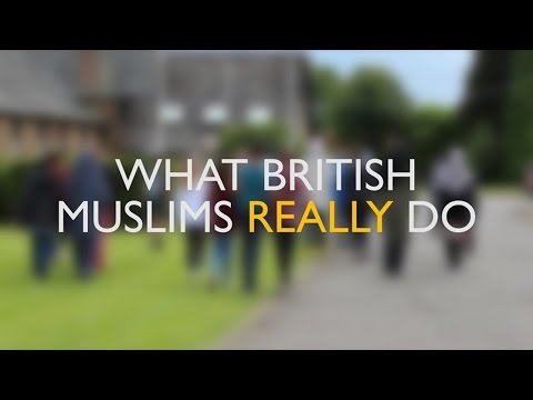Thumbnail: 'What British Muslims Really Do' - Launch Trailer (2017)