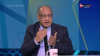 عمرو الدردير: موسيماني يتحمل مسؤولية الهزيمة أمام سموحة وإنضمام أبو جبل للمنتخب أمر طبيعي