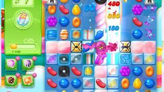 Candy Crush Jelly Saga Level 1520 ***