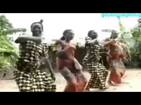 Goyang Dumang 2015 VERSI Dance afrika LUCU