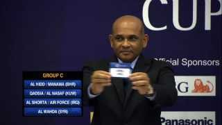 AFC Cup 2014 Official Draw
