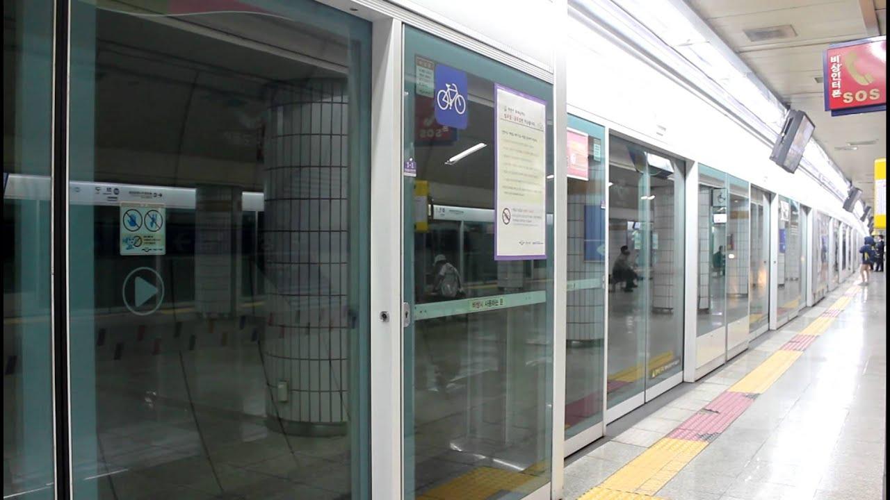 FHD]ソウル 5号線 靑丘駅 上一洞...
