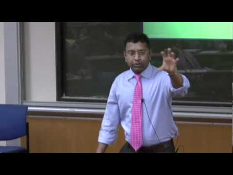 Provost Lecture Series Spring 2011: Mapping and Managing the Earth from Space
