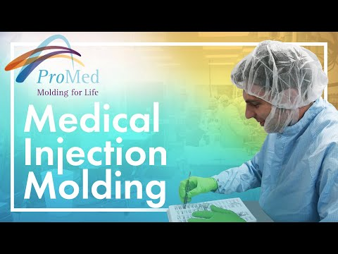 ProMed Molded Medical Silicone Component Manufacturing Company