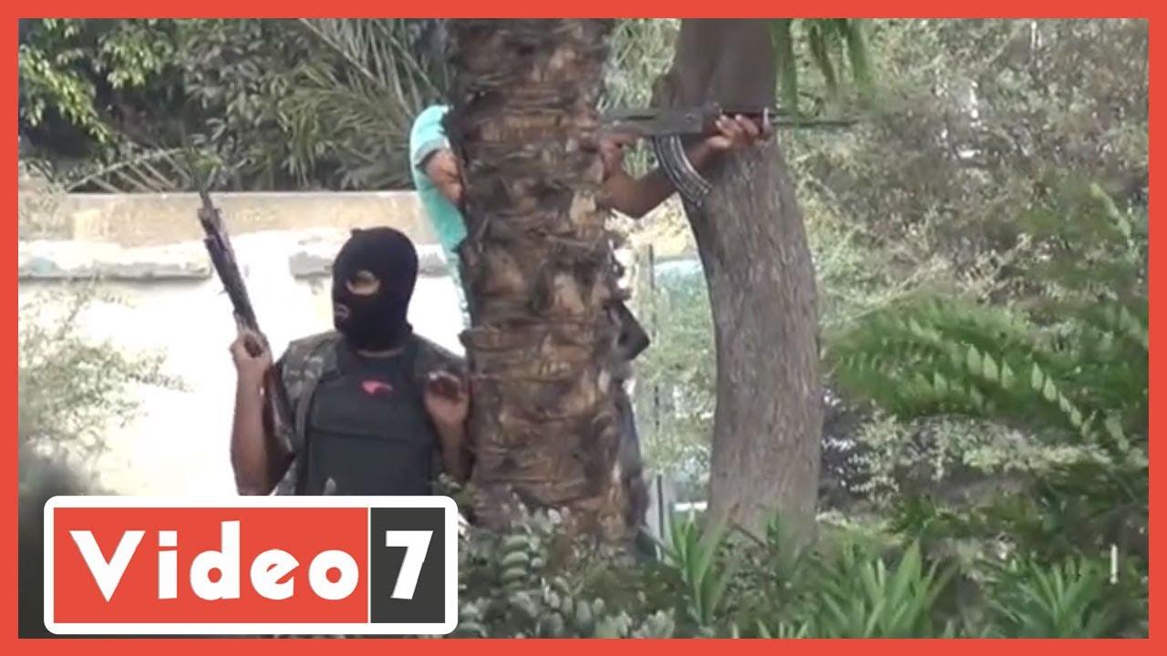 مرعب أوضح فيديوهات لإطلاق الإخوان النار على الشرطة.. لحظات مخيفة عاشتها مصر فى يوم فض اعتصام رابعة  - 09:59-2021 / 4 / 18