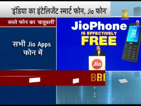 RIL AGM: Voice calls to remain always free in Jio smartphone