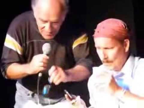 Plant Talk - pt1 - Michael Shannon & Guy Van Swearingen - Abbiefest (25) 2013