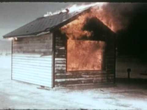 Atom Bomb testing-The House in the Middle (1954)