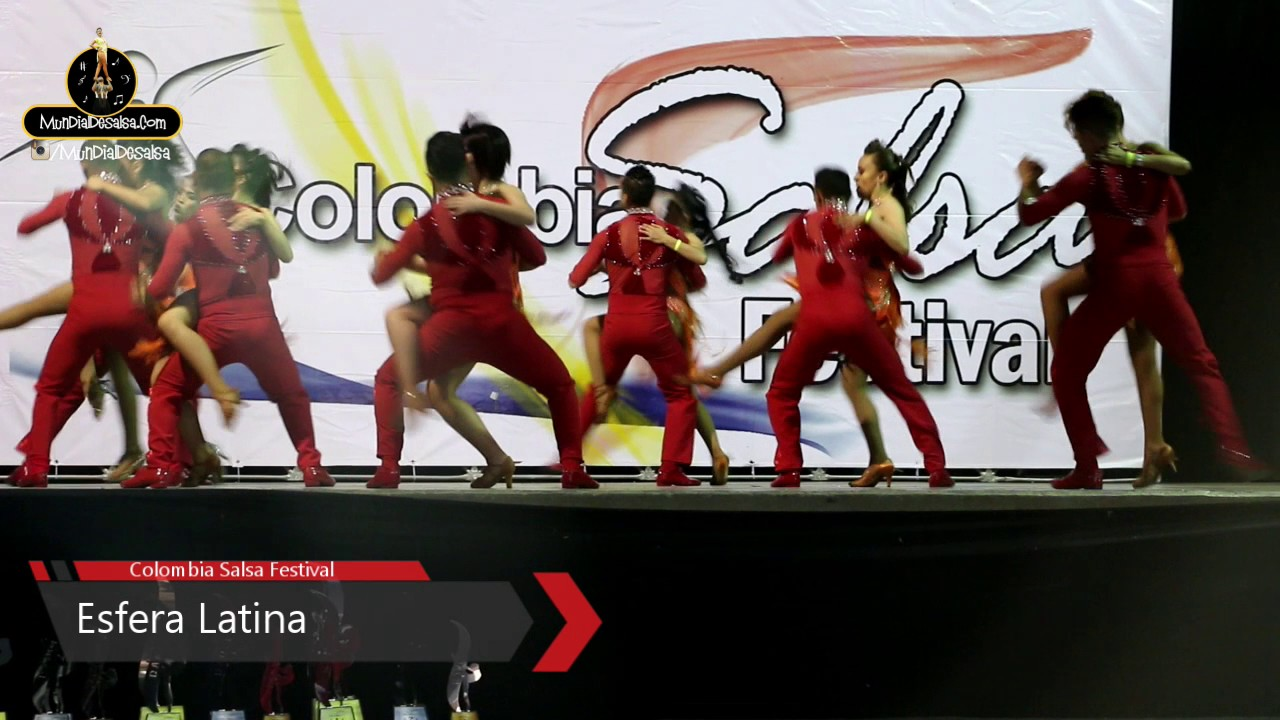 Esfera Latina de Bogotá