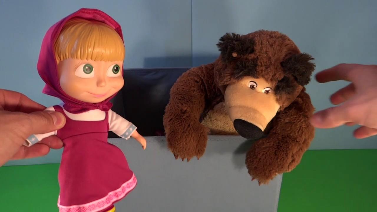 Masha Et Michka Français La Petite Fille Et L Ours Du Dessin Animé Youtube