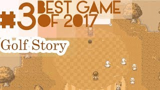 Golf Story - #3 Best Game of 2017
