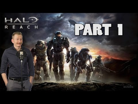 Let's Play - Halo: Reach (Part 1)