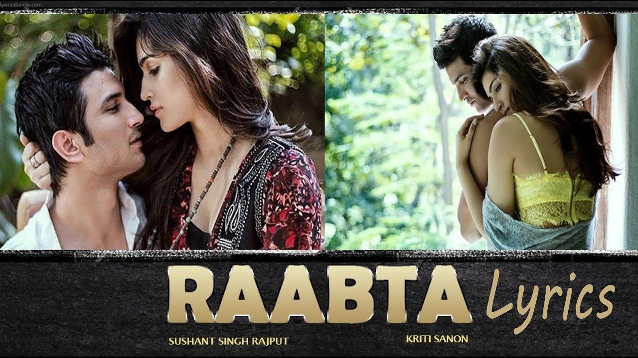 Raabta Lyrics Video Song Deepika Padukone 2017