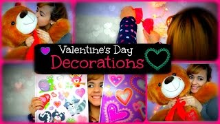 Decorate my Room for Valentine