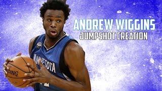 NBA 2k17   How To Get Andrew Wiggins' Jumpshot For MyCareer   Jumpshot Creations