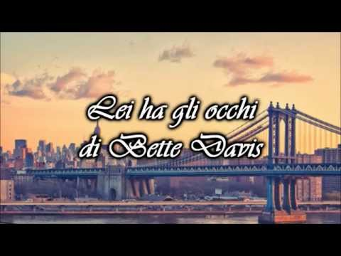 Bette Davis Eyes \\ Taylor Swift Cover \\ Traduzione Italiana