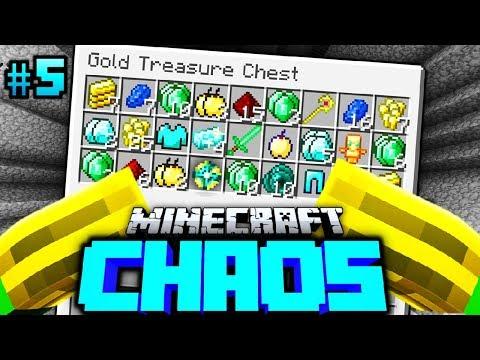 Die 4.999.999€ OP KISTE GEFUNDEN?! - Minecraft CHAOS #05 [Deutsch/HD]