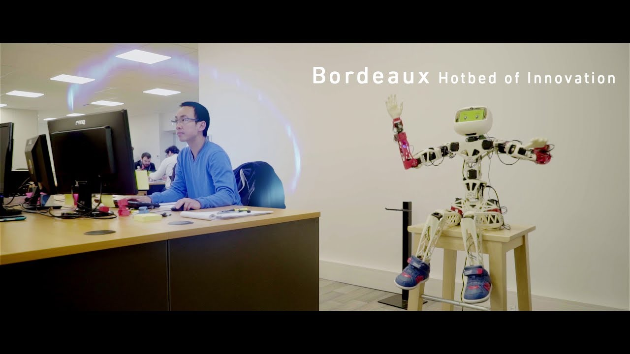 Bordeaux, Hotbed of innovation