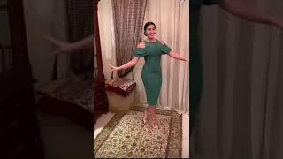 رقص مريهان حسين علي مهرجان انتي بسكوتايه مقرمشه حسن شاكوش