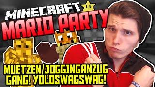 MÜTZEN & JOGGINGANZUG GANG! ✪ Mario Party   Team Paluffel ACTION! thumbnail