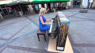 Play Me, I'm Yours, Luxembourg - Rives de Clausen 2014