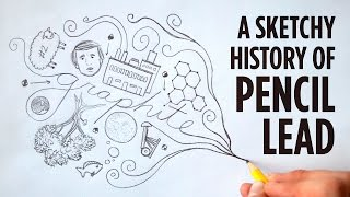 A Sketchy History Of Pencil Lead