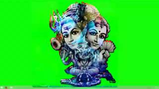 ग्रीन स्क्रीन जय भोले बाबा एनीमेशन वीडियो बैकग्राउंड एचडी Jai bhole baba green screen animation HD