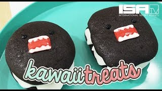 How To Make Domo Whoopie Pies - KAWAII TREATS Ep. 5