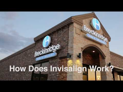 FAQ - How does invisalign work? | Breckinridge Dental & Orthodontics