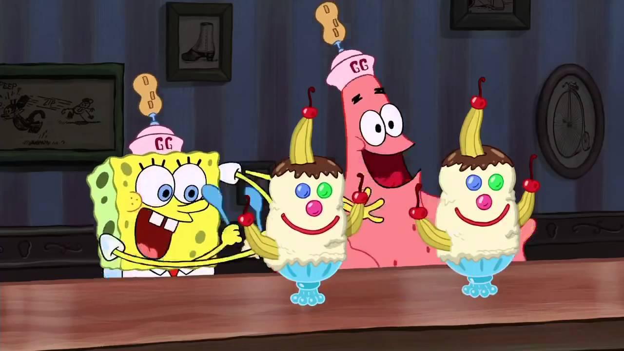 spongebob movie goofy goober youtube
