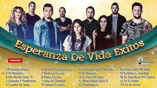 Esperanza De Vida Fuego Album Completo-Popurri Esperanza De Vida:Precioso Jesús, Te Necesito...Y Más
