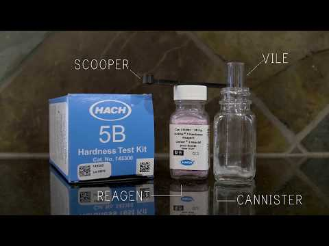How To Test Your Water Hardness