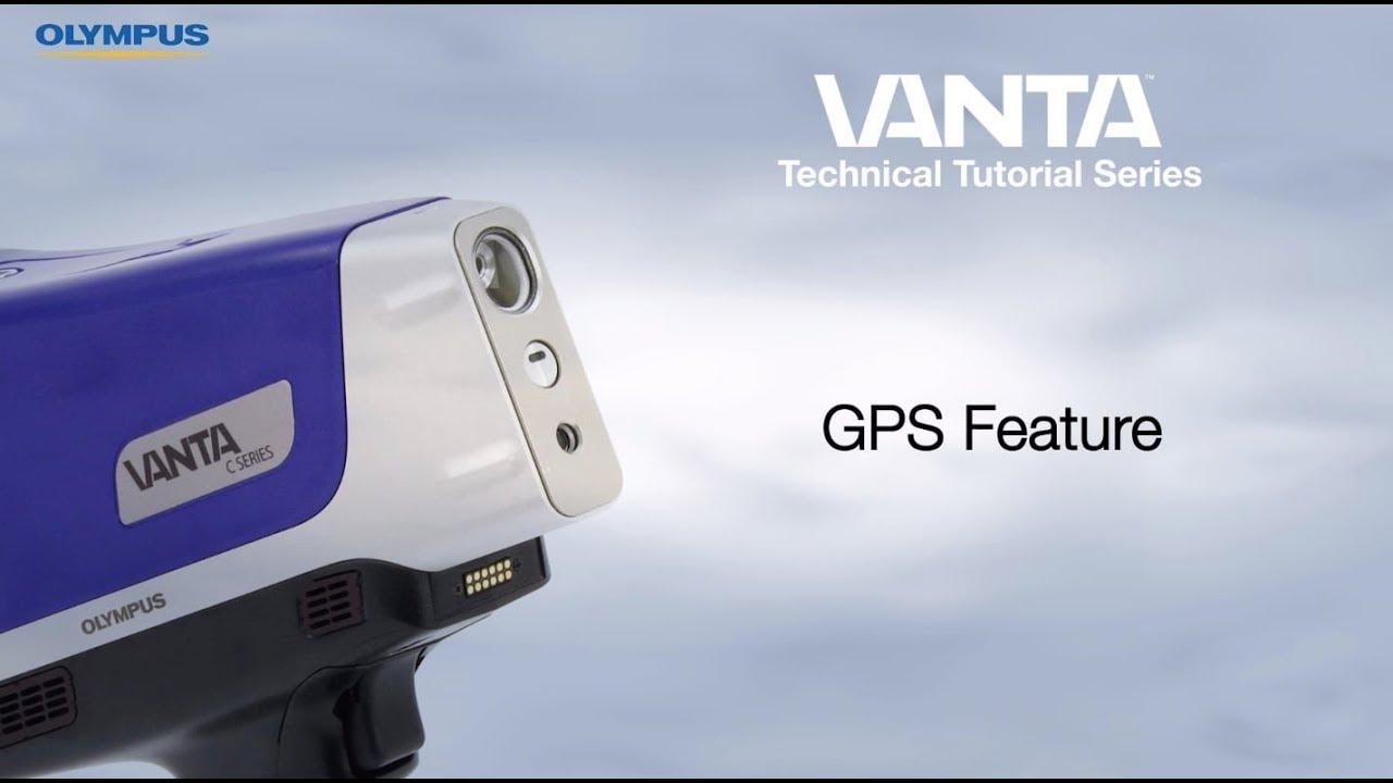 Vanta™ Technical Tutorial Series | Using GPS