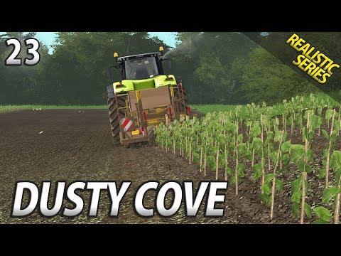 BREAKDOWNS | Realistic Farming Simulator 17 | Dusty Cove | Day 23