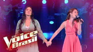 Baixar Bia Ferraz e Regiana Balena cantam 'Se Deus Me Ouvisse' | Batalhas | The Voice Brasil