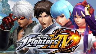 The King of Fighters XIV Review (Video Game Video Review)