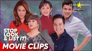 The Bosses of Star Cinema! | Stop, Look, and List It!