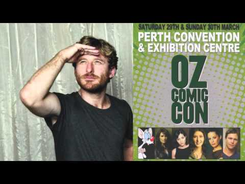 Dean O'Gorman's Oz Comic Con Panel  Perth 3032014