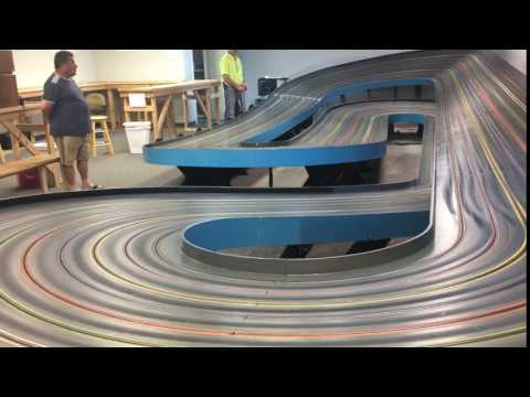 Group 7 slot car @ P-1 Raceway