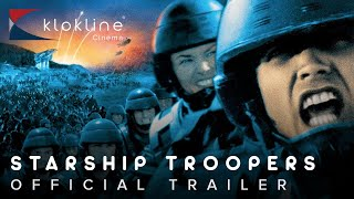 1997 Starship Troopers Official Trailer 1 TriStar Pictures, Touchstone Pictures