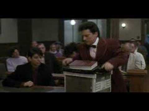 One of my favorite moments in My Cousin Vinny
