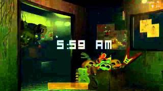 """[FNAF] - """"6am""""."""