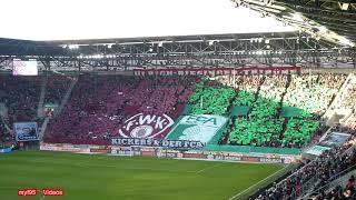 FCA Choreo | FC Augsburg – Fortuna Düsseldorf | 19.01.2019  F95