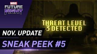 [MARVEL Future Fight] November Update Sneak Peek #5