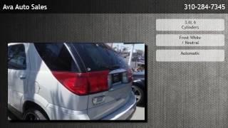 2006 Buick Rendezvous CXL  - Torrance