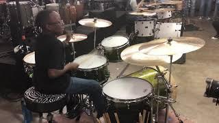 DOH drum meet 2019 solo 12