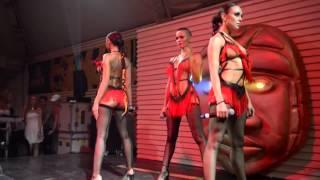 Dasha Astafieva & NIKITA live in 'Olmeca'
