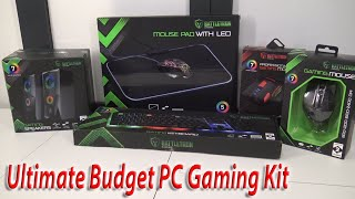 Ultimate PC Gaming Budget Kit for you